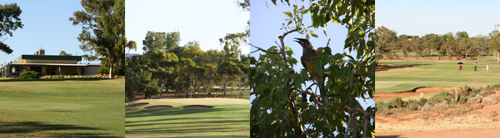 Slideshow of photos taking on and around the Port Augusta Golf Course